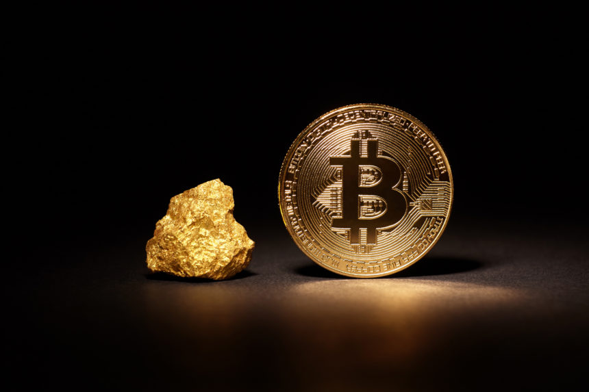 can i buy physical gold with cryptocurrency